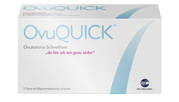 OvuQUICK Ovulation Rapid Test