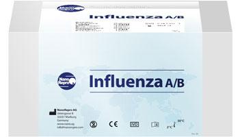 influenza schnelltest