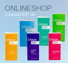 ZuhauseTEST Onlineshop